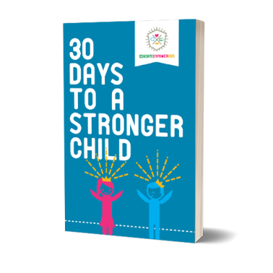 30 Days to a Stronger Child Book