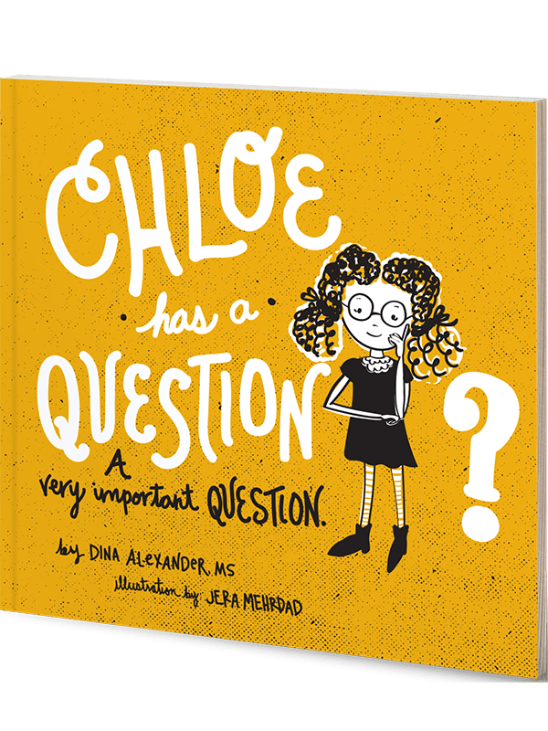 Chloe has a Question Cover